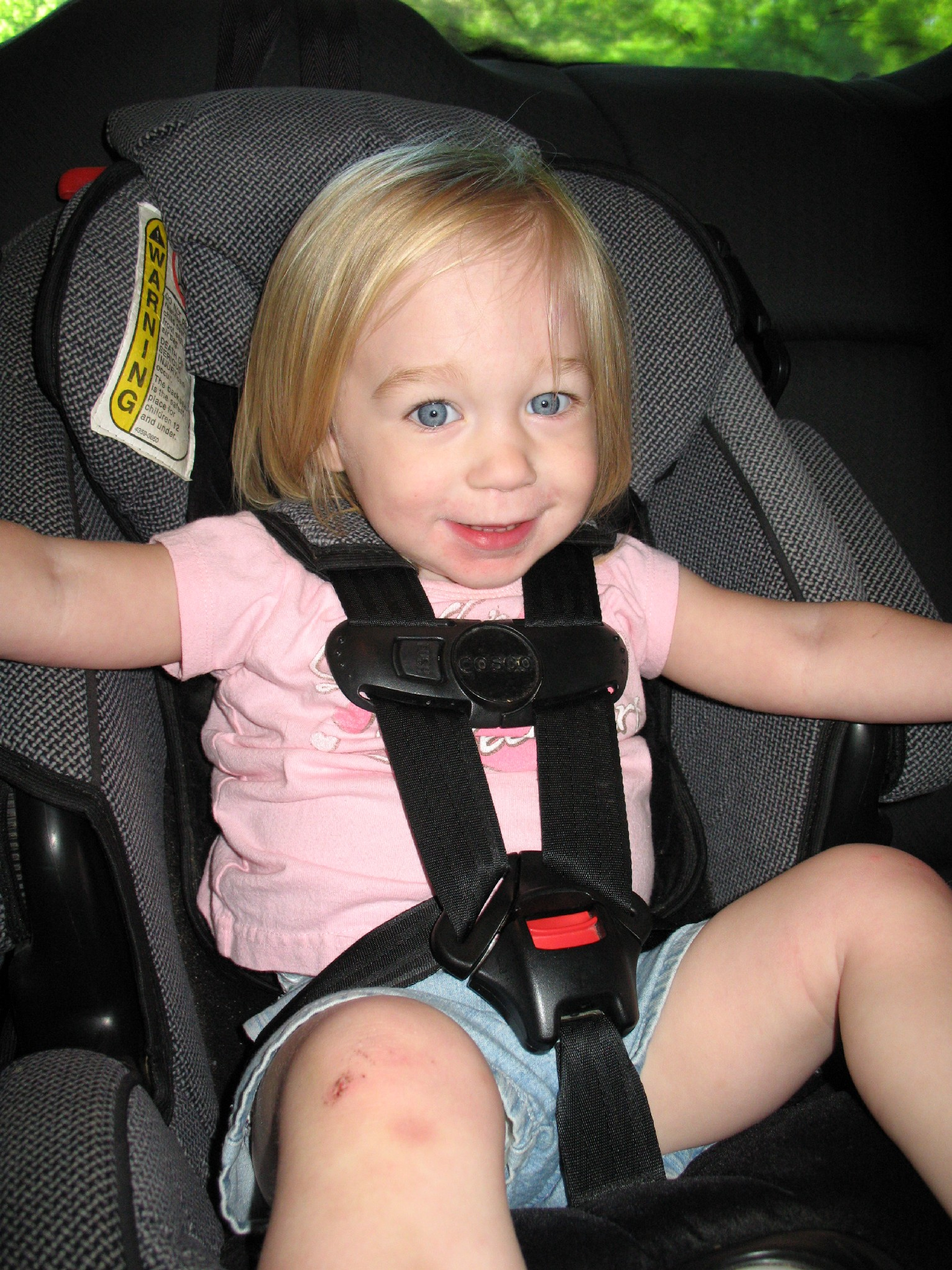 Current data makes it clear: child safety seats and booster seats ...