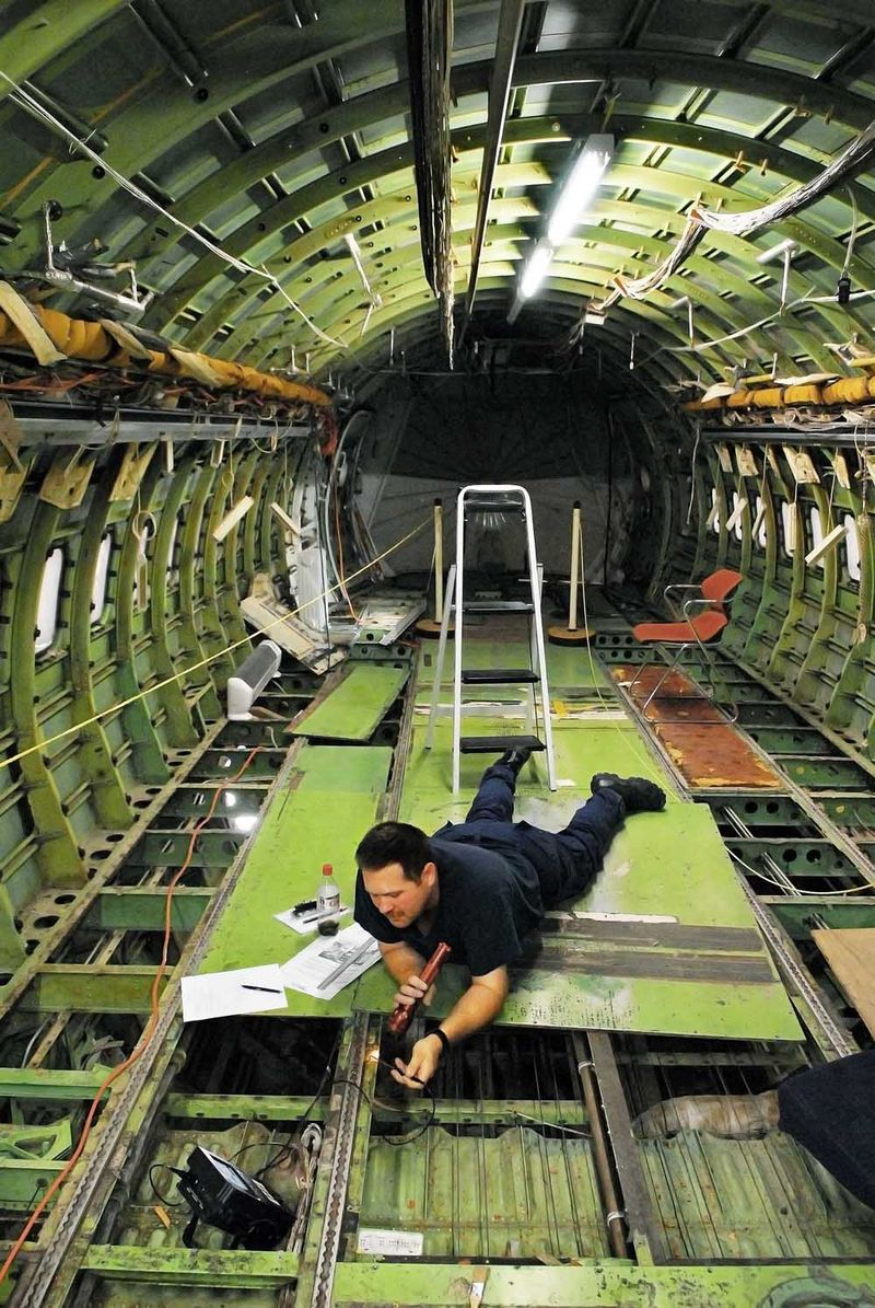 737 inspection