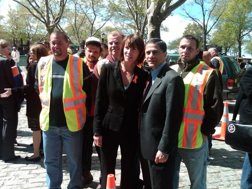 You can view more photos of the event at NYC DOT's Flickr page