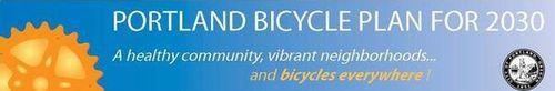 Portland Bike Plan