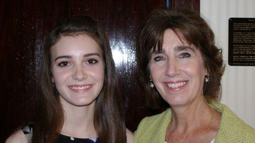 Bethany and Mom