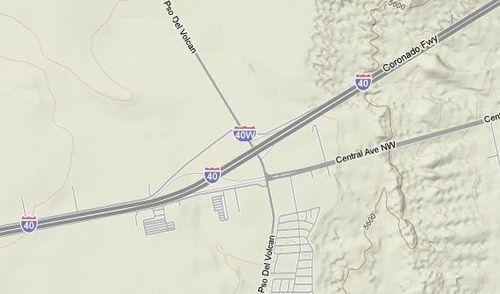 Paseo Del Volcan NW, Albuquerque, Bernalillo, New Mexico 87121 - Google Maps