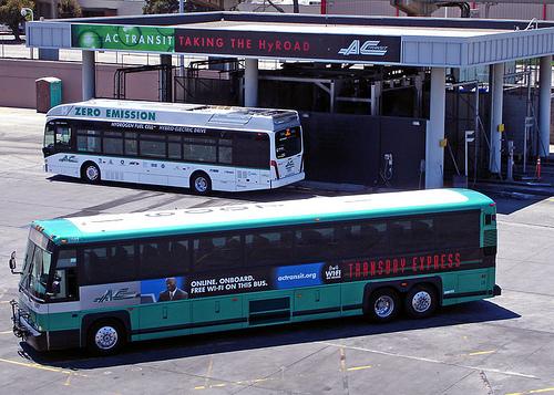 Alameda County transit