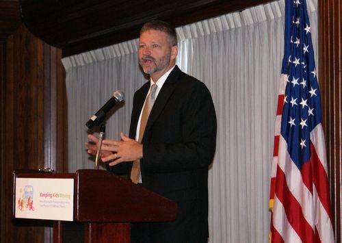 Undersecretary Roy Kienitz