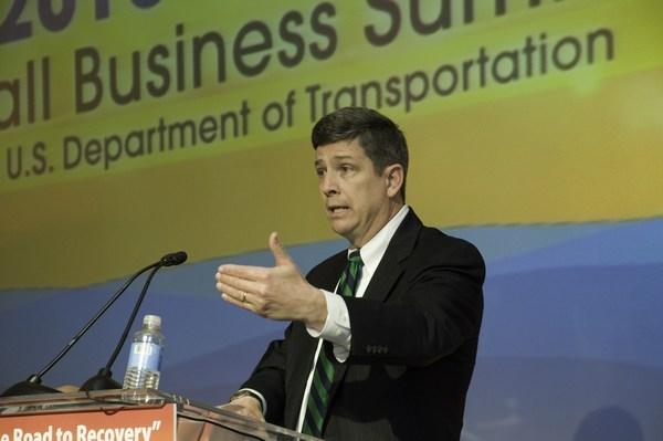 Deputy Secretary John Porcari