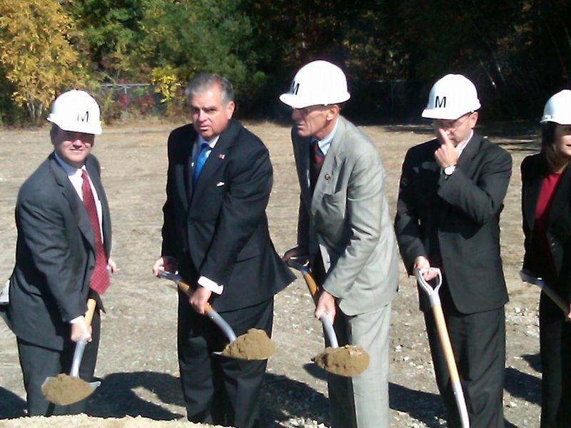Breaking ground in Fitchburg