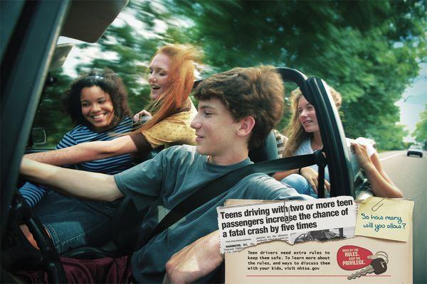 Teen Drivers Teens 37