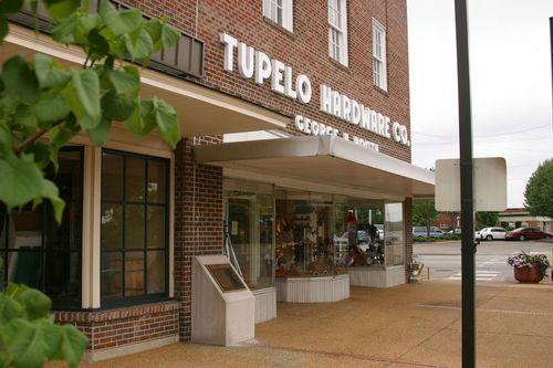 Downtown tupelo