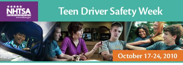Sunday marked the beginning of National Teen Driver Safety Week, ...