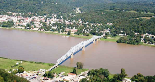 Milton-Madison Bridge connects more than just two sides of the Ohio River
