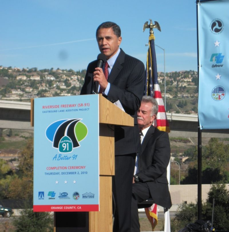 Administrator Mendez speaking