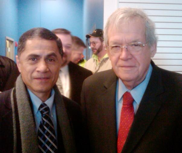 Administrator Mendez with Former Speaker Dennis Hastert