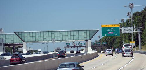 I-95-Toll-Plaza