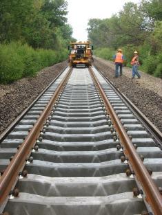 HSR track