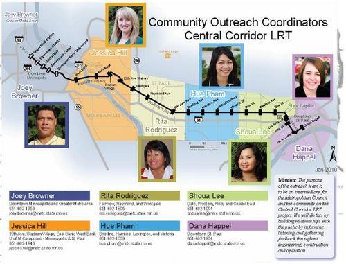 CentralCorridorCommunityOutreach