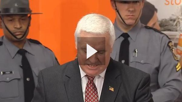 Watch video of Governor Corbett's signing remarks