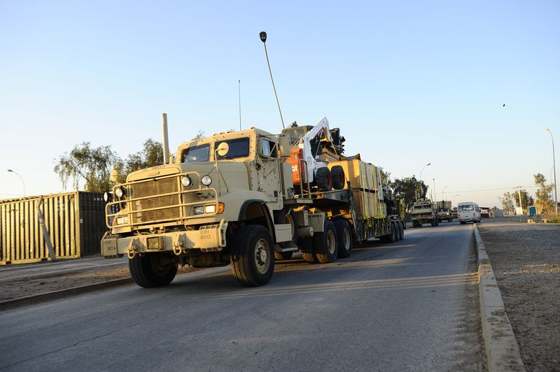 USArmyTruckInIraq