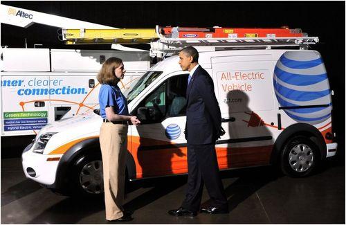 Obama-Clean-Energy-Vehicle