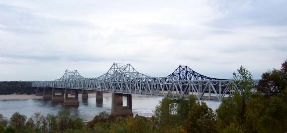 I-20 Vicksburg Bridge