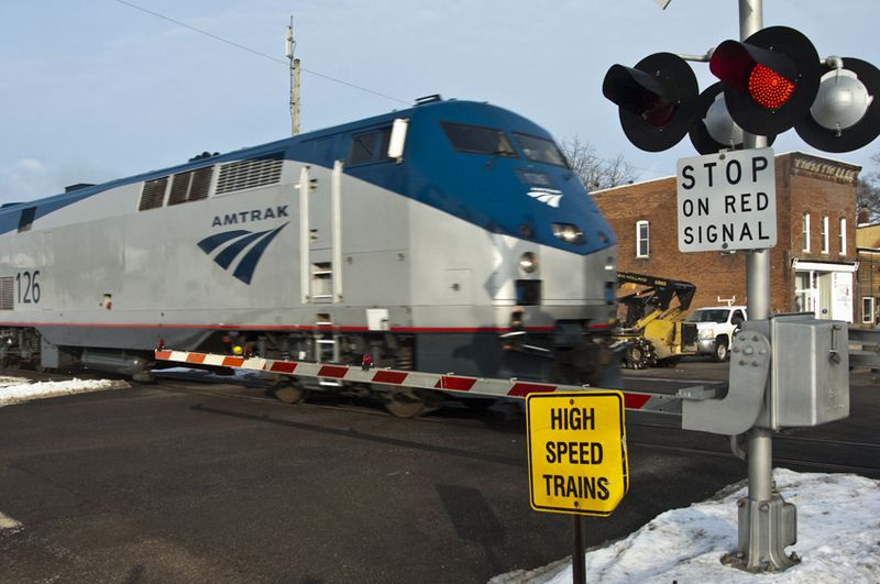 High speed rail is happening in Michigan