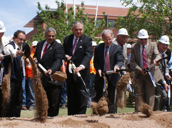 Breaking ground in Tucson