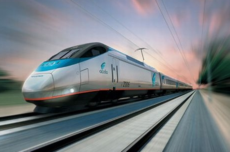 Amtrak high speed rail