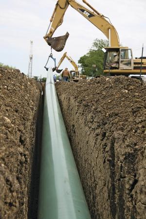 Pipeline work 2