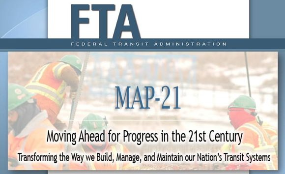 FTA implementation of MAP-21
