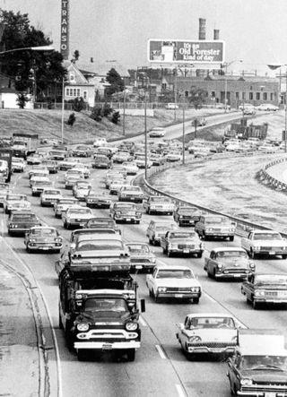 1960s congestion