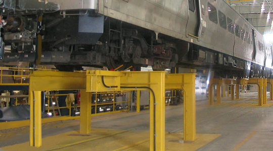 Transit maintenance