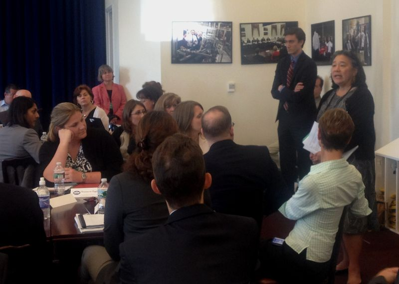 WH Roundtable on Health and Transportation 3