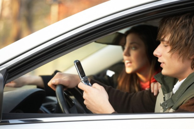 Distracted driving kills - safe driving starts with you