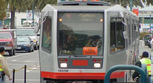 Bay Area transit