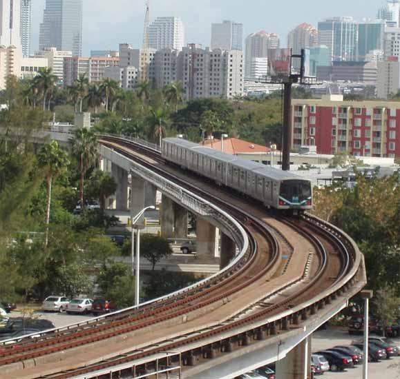 Miami rail transit