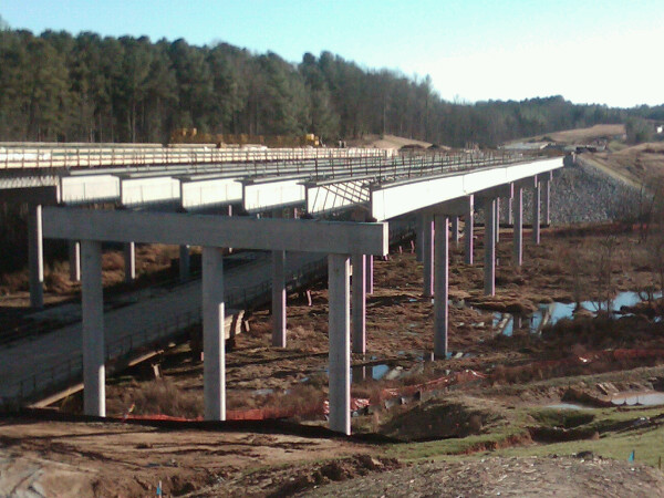 TIFIA is at work building bridges on NC's Triangle Expressway