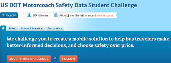Safety Data Student Challenge