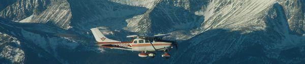 Mountainous aviation