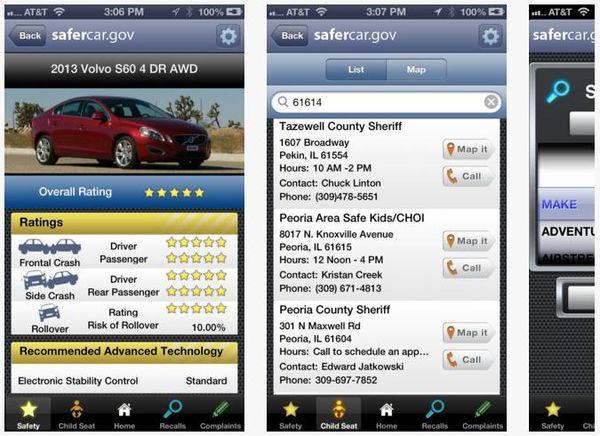 SaferCar-screenshot
