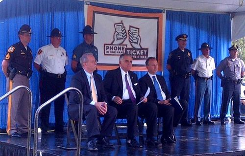 With Governor Markell announcing the enforcement grant