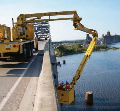 Bridge inspection research