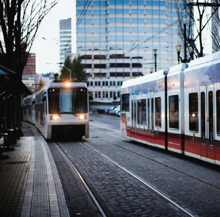 Light rail research