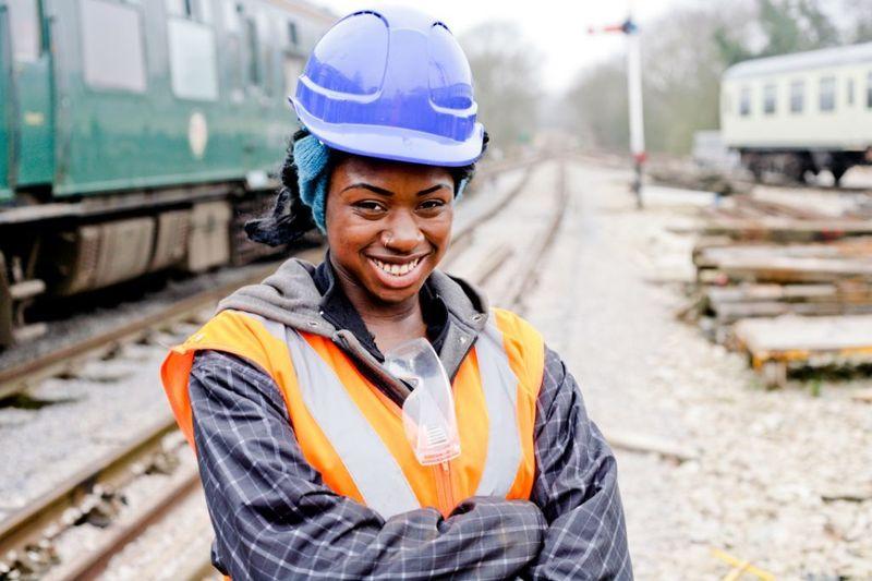 Rail apprentice