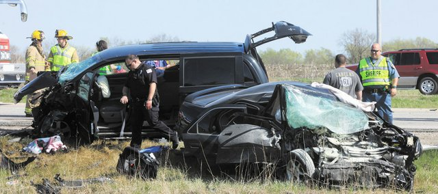 KHP crash investigation