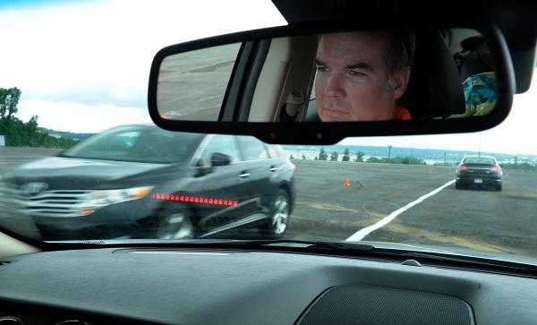 Driver acceptance test