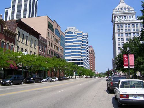 Downtown Peoria
