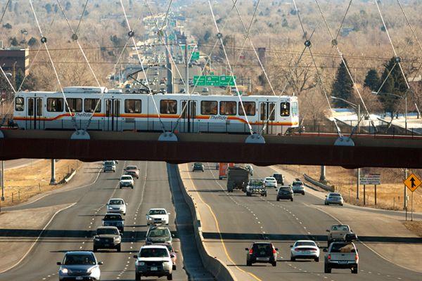 RTD Denver Light Rail