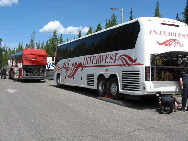 Motorcoach inspections