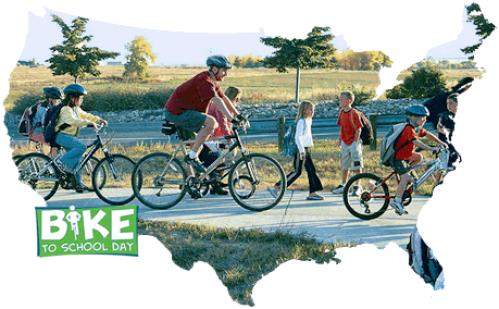 Bike-to-School-Day-Map