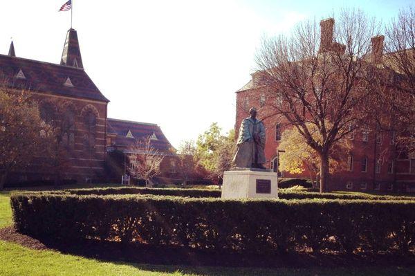 Kendall Green campus of Gallaudet