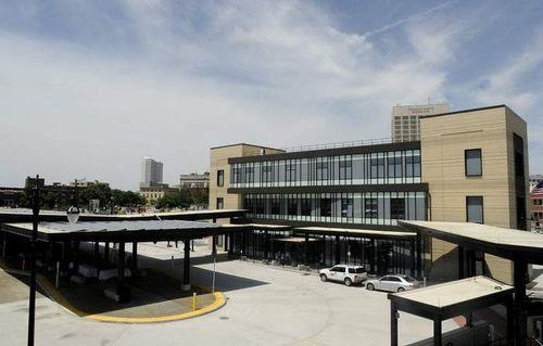 New facility photo courtesy Rick Cinclair Worcester Telegram